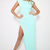 Femme Fatale Dress - Green