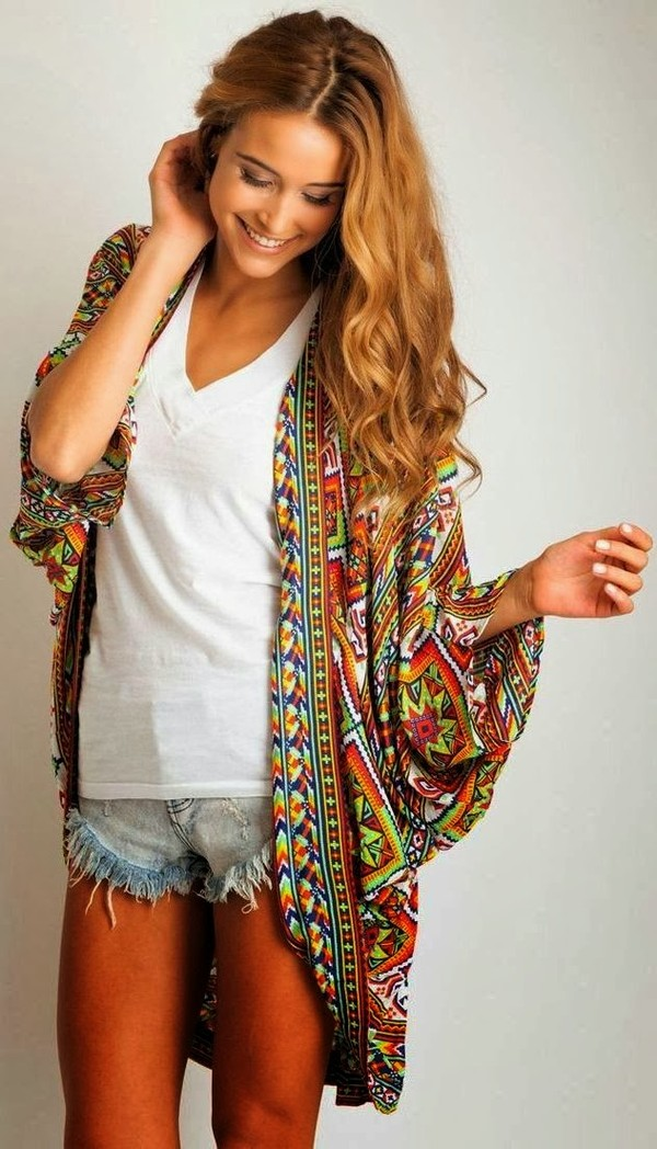 sweater clothes oversized sweater tropical cardigan tie dye