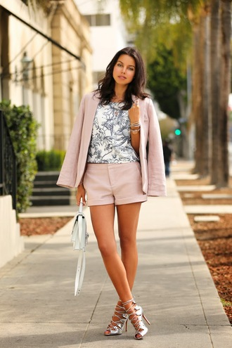 viva luxury jacket shorts shoes t-shirt bag jewels