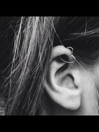 jewels ear earrings pearcing