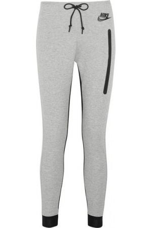 Brilliant Pants Nike Cotton Grey Logo Joggers Women Uk Tracksuit Trousers Tank