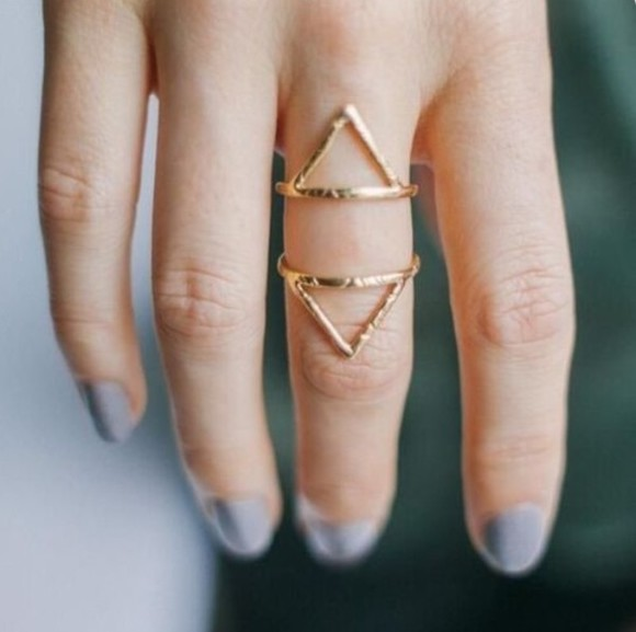rose gold jewels ring aztec rose gold rings