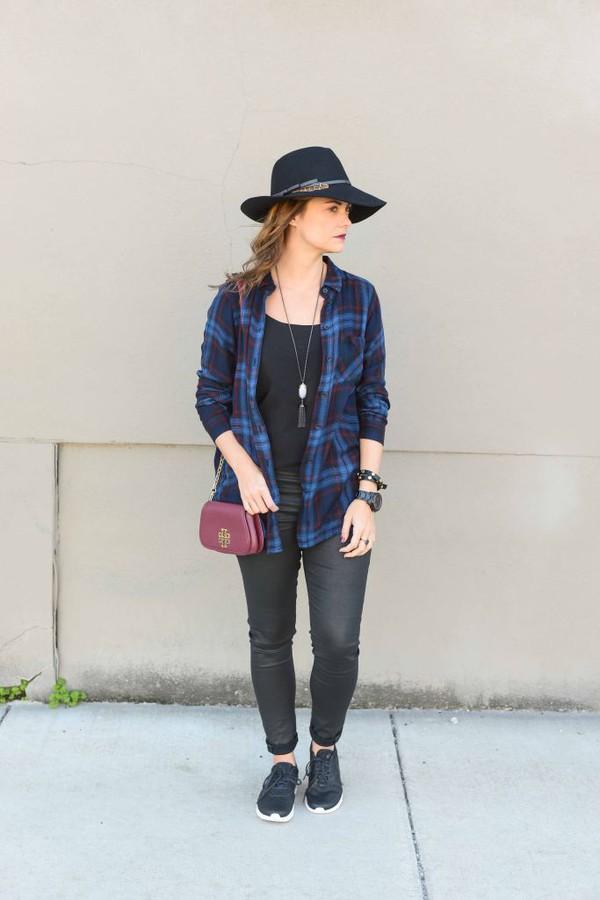 d06de0463537 live more beautifully blogger tank top leggings hat bag jewels.