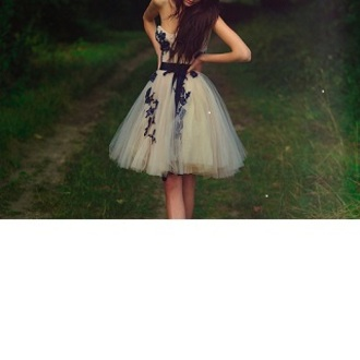 dress tumblr beautifil black tulle skirt tulle dress