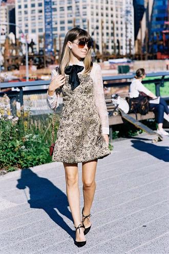 vanessa jackman blogger dress blouse top shorts shoes