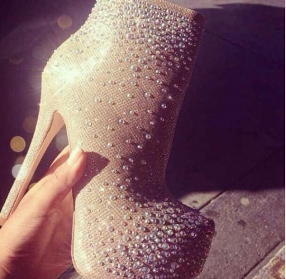 high heels heels pumps booties stilettos pearl embroidered