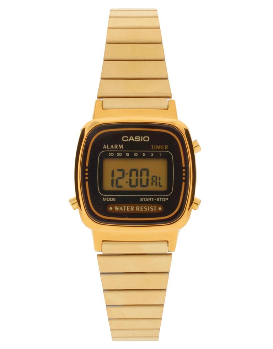 Casio Mini Digital Watch at asos.com