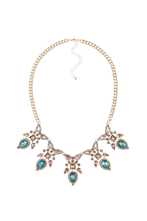 Versailles Masquerade Necklace