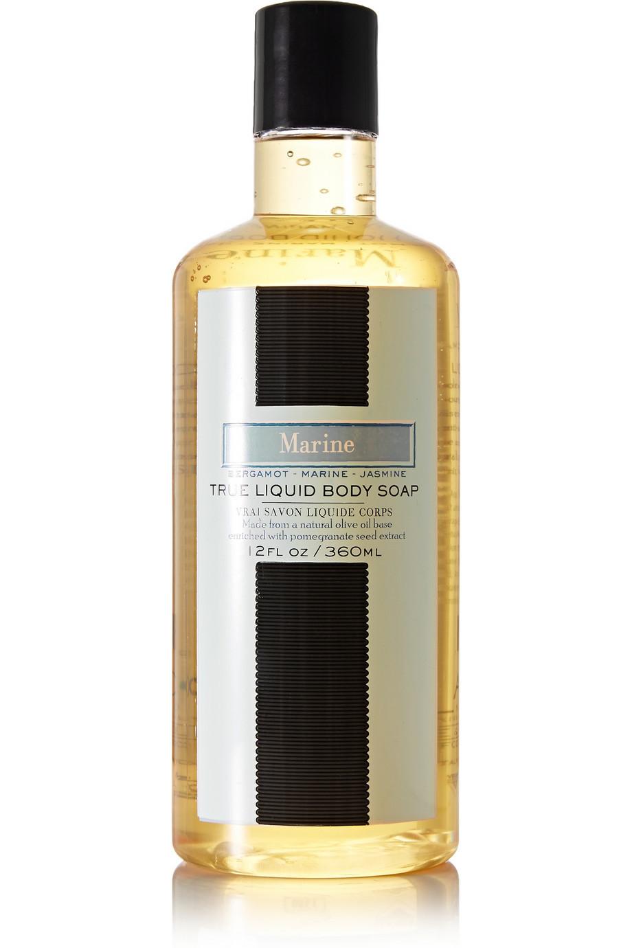 LAFCO House & Home Marine True Liquid Body Soap
