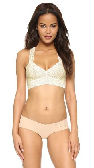 bra back lace underwear