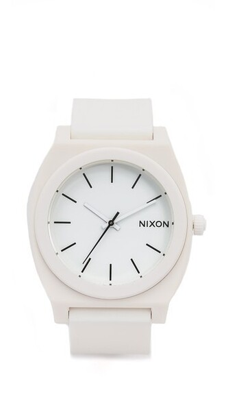 matte watch white jewels