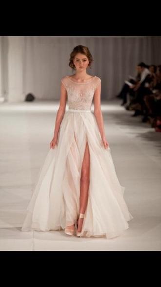 dress gown designer runway prom beautiful