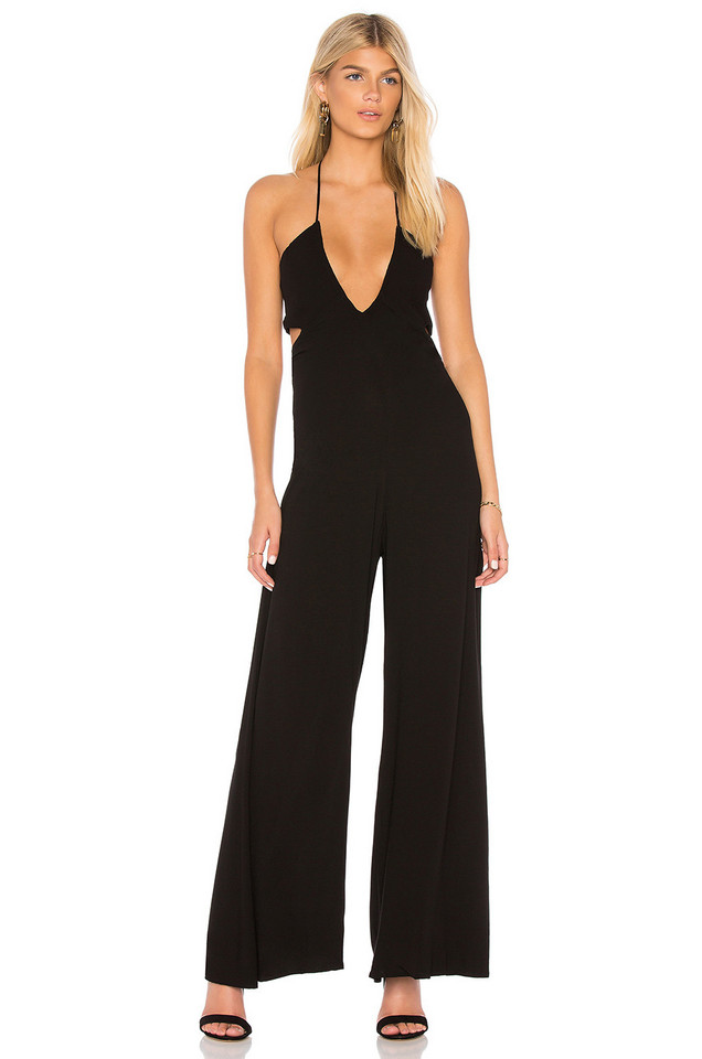 46807cc8e199 Indah Pearl Jumpsuit in black - Wheretoget