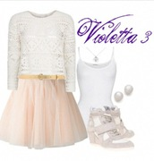 shoes,white sneakers,violetta