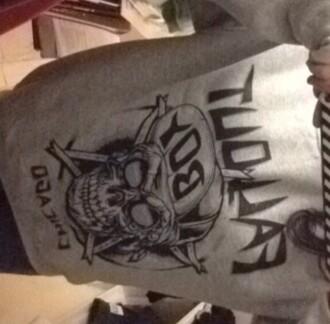 sweater fall out boy rock music