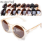 2013 fashion summer vintage round box sunglasses transparent circle sunglass women glasses outdoor decoration eyeglasses uv400-insunglasses from apparel & accessories on aliexpress.com