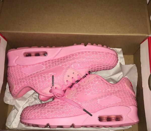 shoes nike pink cute