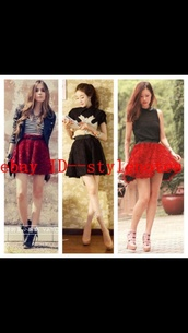 skirt,rose,rose 3d,blogger,pattern,wine red