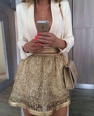 skirt gold gold high waisted skirt gold mesh skirt gold skirt high waisted high waisted skirt mesh skirt fashion blogger mini skirt gold metal