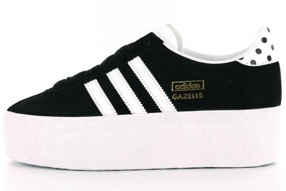 adidas shoes gazelle platform shoes