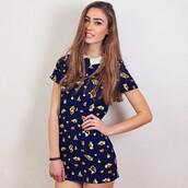 dress,mini dress,shift dress,dress with collar,leopard print dress,statement dress