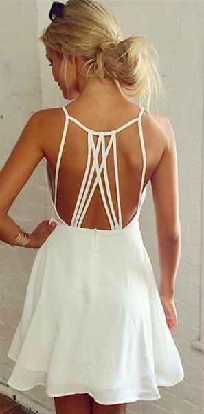 Rania chiffon dress