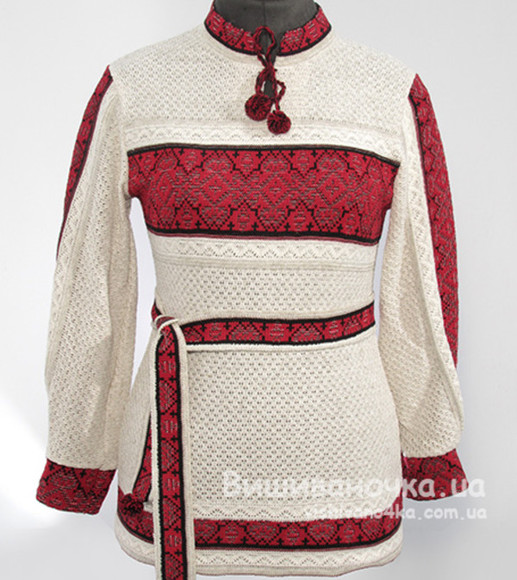 shirt ethnic ukraine traditional clothes ethnic shirt jumper