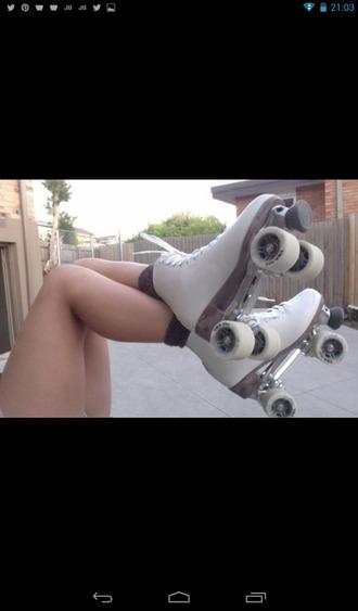 shoes skates roller skates