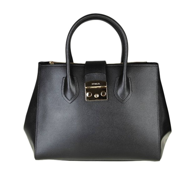 Furla women bag shoulder bag black
