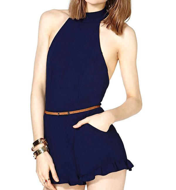jumpsuit romper streetstyle stylemoi summer outfits