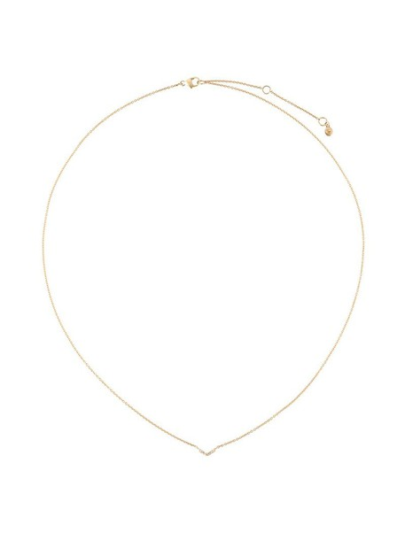 women necklace diamond necklace gold grey metallic jewels