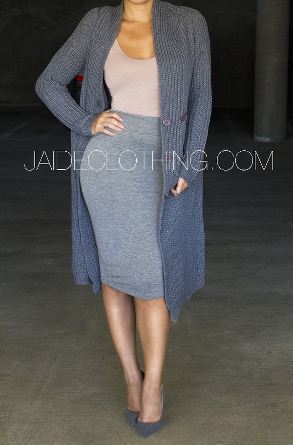 Nude Pencil Skirt - Shop for Nude Pencil Skirt on Wheretoget
