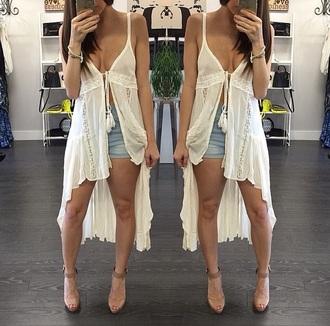 shirt hot white top tumblr outfit coachella boutique