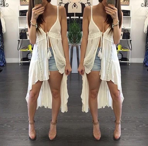 shirt hot white top tumblr outfit coachella coachella boutique