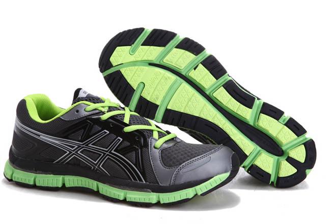 Men's Asics 2032 Black Running Shoes