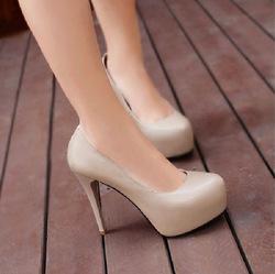 2012 haute  chaussures à talons talon mince princesse, l'arrivée de nouveaux chaussures unique plateforme de