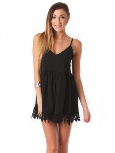 Pearly Gates Playsuit | Dolly Girl Fashion Store – Shop ...