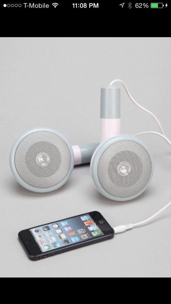 speaker headphones technology