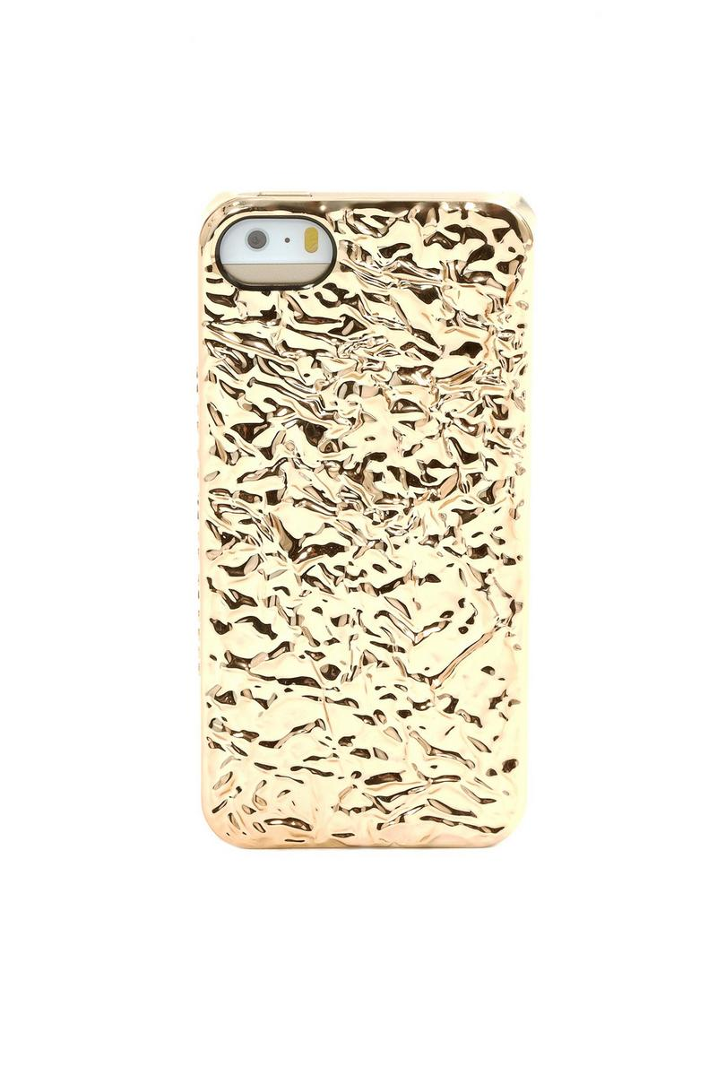 Foil iphone 5 case