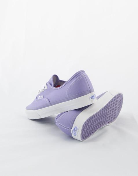 Pastel Purple Vans Purple Purple Pastel Vans