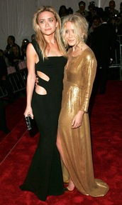 olsen sisters,dress,mary kate olsen,ashley olsen