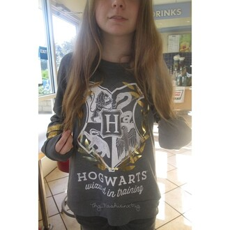 harry potter book harry potter sweater