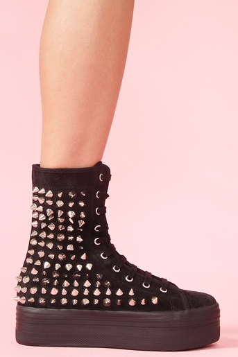 Amazing or Wack? NastyGal Austin Cutout Platforms