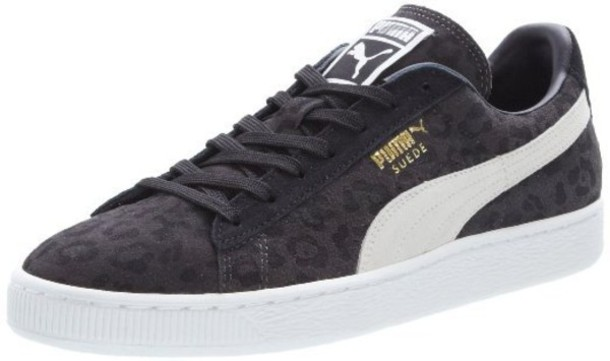 shoes puma sneakers puma leopard print animal print pumas multicolored animal print sneakers grey shoes black black shoes grey leopard print
