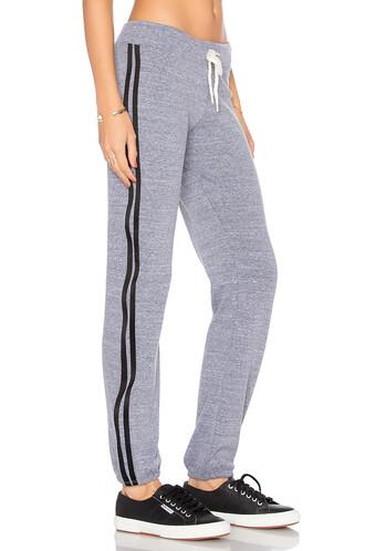 sweatpants vintage athletic grey pants