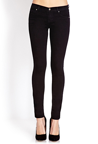 Classic Skinny Jeans | FOREVER 21 - 2000072618