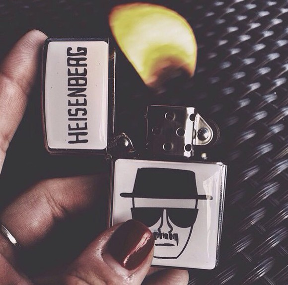 jewels lighter Breaking Bad tv accessories