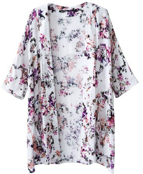 Kimono - Sweet Violet - Have It All