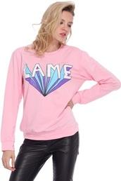 sweater,lame,pink,pastel,girly,prettt,kawaii,lame purple sweatshirt