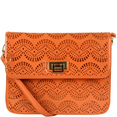 Minnie Laser Cut Envelope Bag